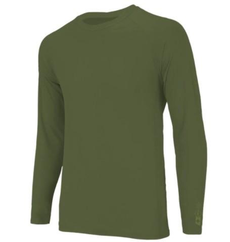 Blusa ProLife Masculina Explorer Repelente UV - Verde