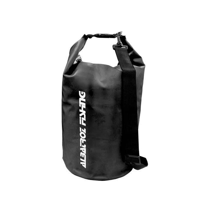 Bolsa Impermeável Albatroz Camp Bag Preta 15 Litros