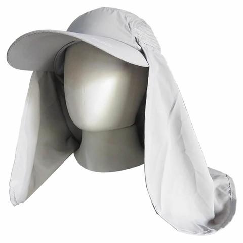 Boné EchoLife Legionário c/ Máscara Proteção UV - Gelo