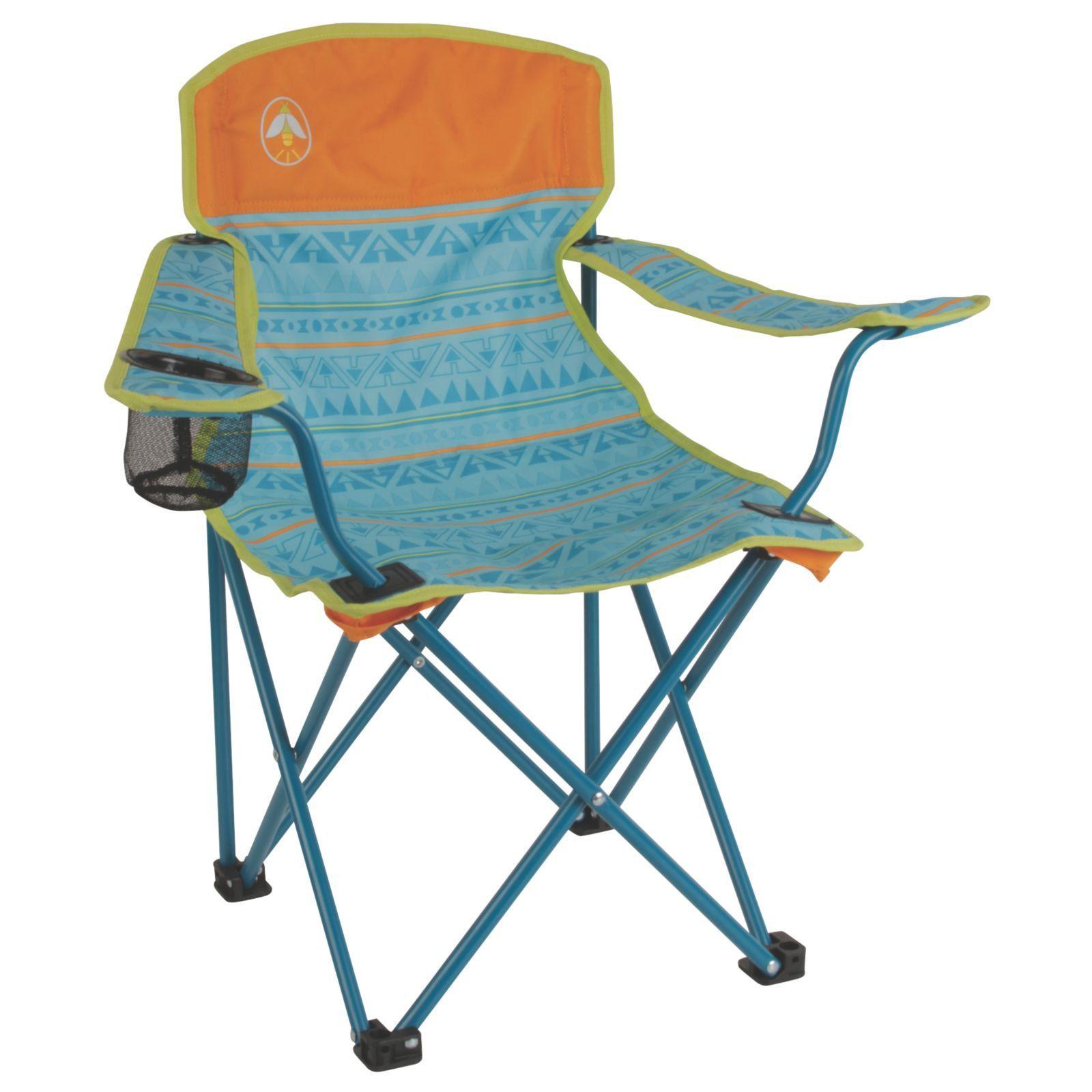 Cadeira Coleman Dobrável Infantil