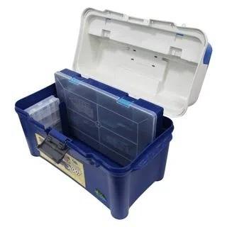 Caixa de Pesca Brasil PB Compartimentos Ajustáveis 007