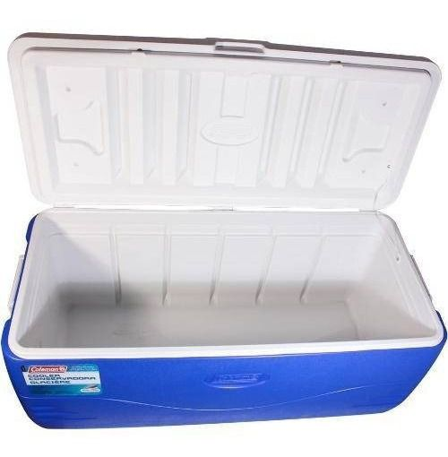 Caixa Térmica Cooler 94,7L Coleman 100 QT Xtreme 5 - Azul