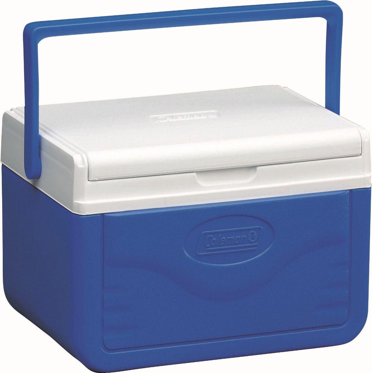 Caixa Térmica Cooler Coleman 05 Qt 4,7 Litros - Azul