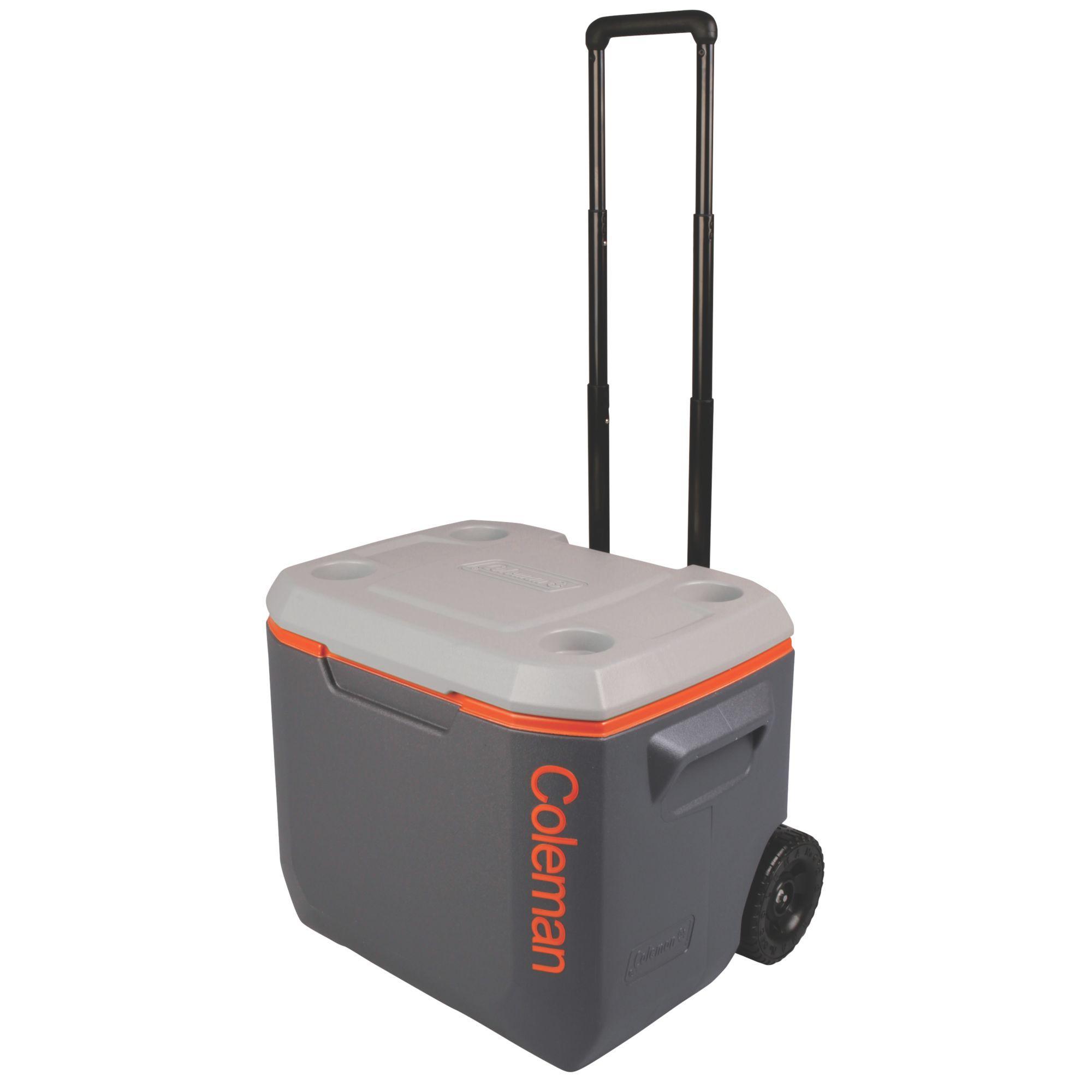Caixa Térmica Cooler Coleman 50qt Xtreme 47,3 Litros