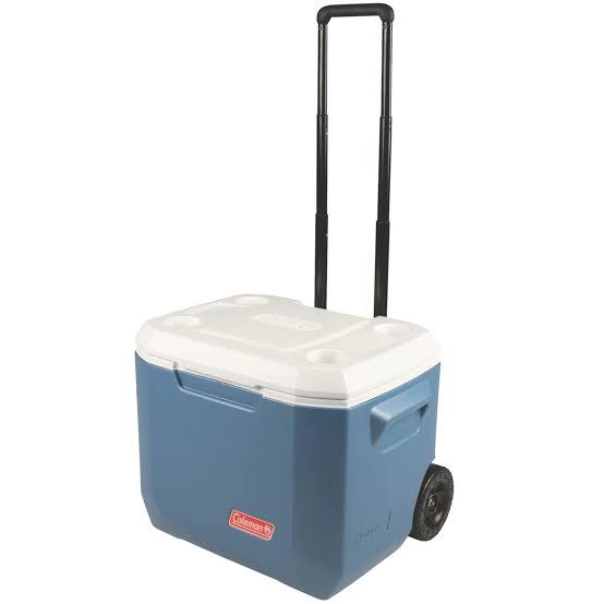 Caixa Térmica Cooler Coleman Xtreme 50 QT 47,3 L C/ Rodas