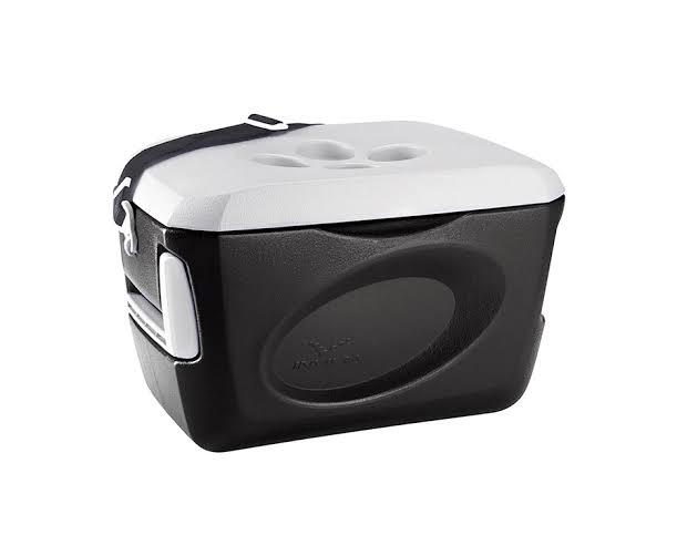 Caixa Térmica Cooler Invicta 24 L Preto