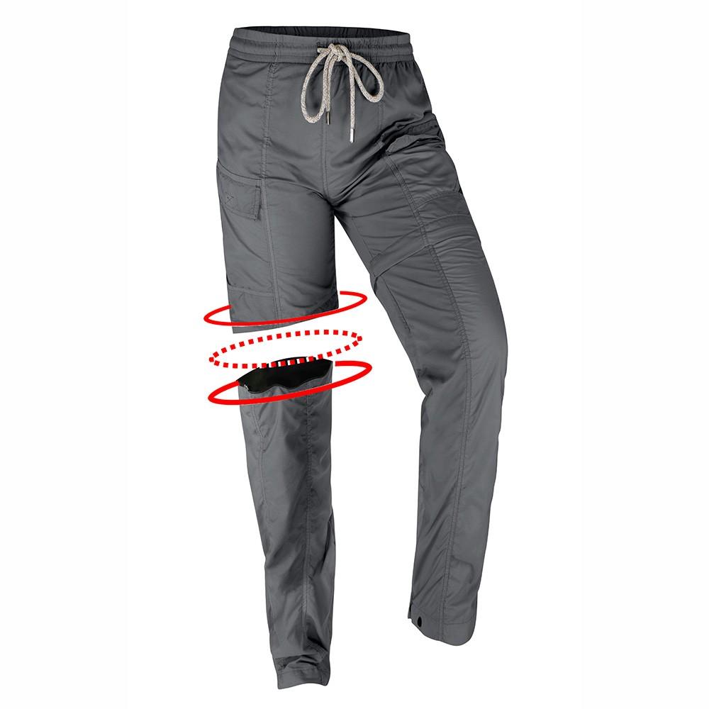 Calça Elástico Ballyhoo Proteção 50+ Feminina - Cinza