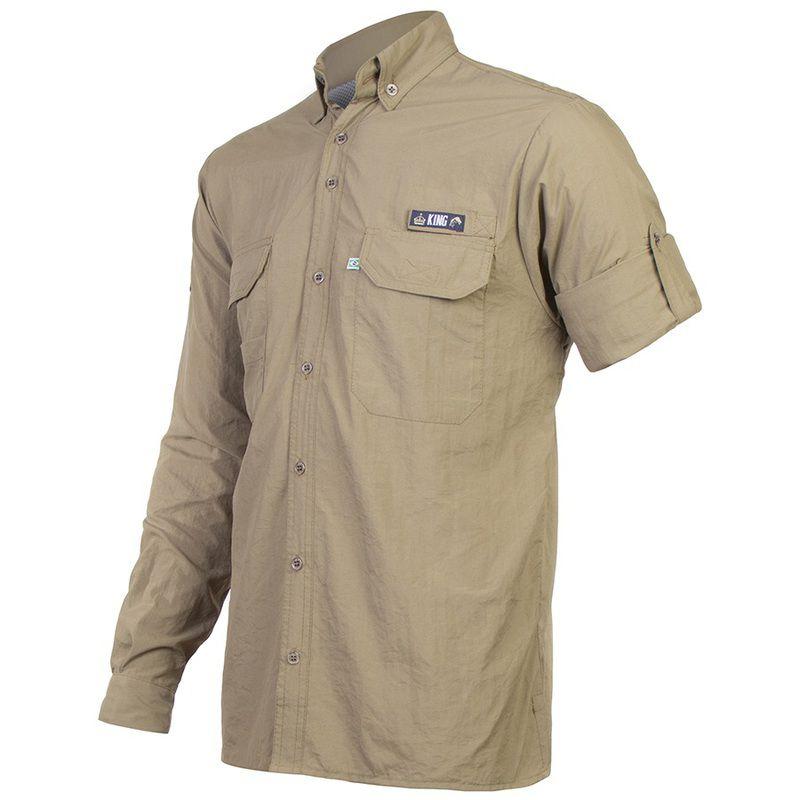 Camisa com Proteção King Antares