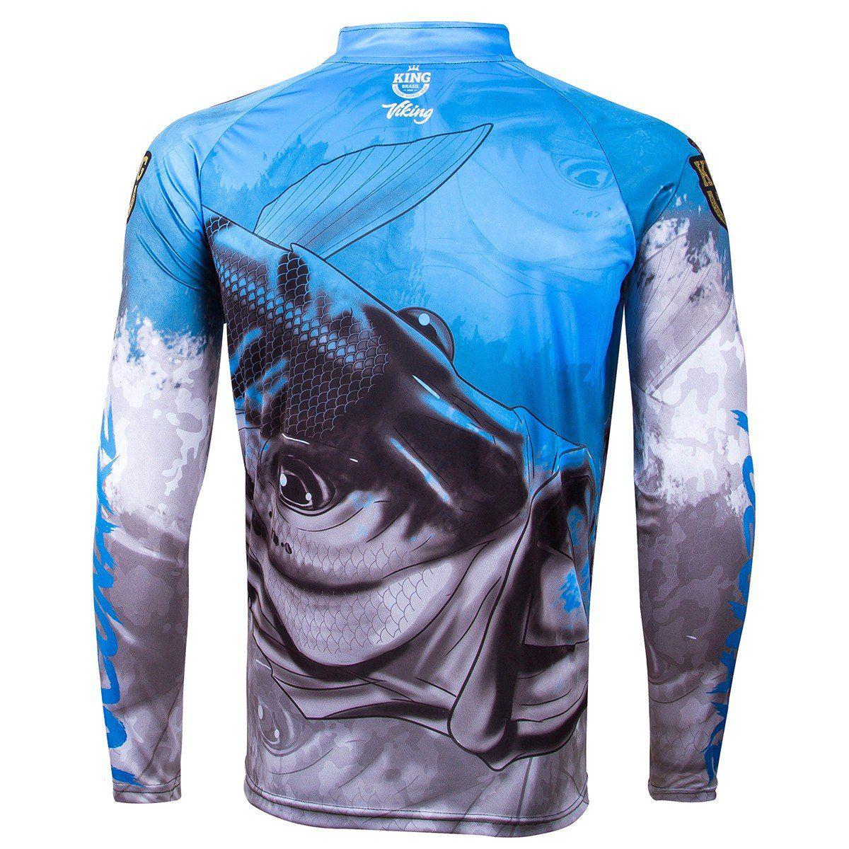 Camiseta Proteção Solar Uv - King - Viking 6