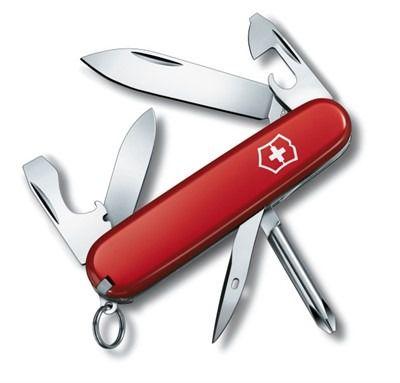 Canivete Suíço Victorinox Tinker Small Vermelho