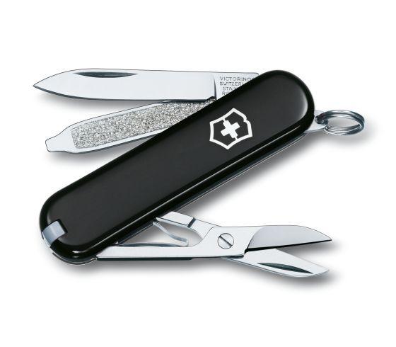 Canivete Victorinox Classic SD Black 0.6223.3