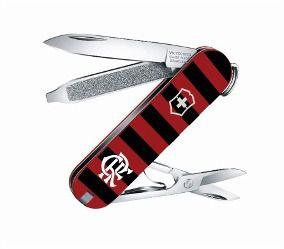 Canivete Victorinox Classic SD Flamengo 7 F