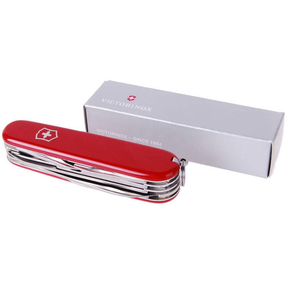 Canivete Suíço Victorinox Mountaineer red 1.3743