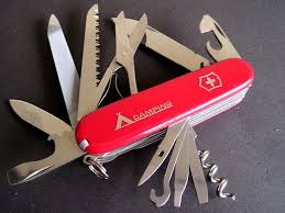 Canivete Victorinox Ranger Camping 1.3763.71