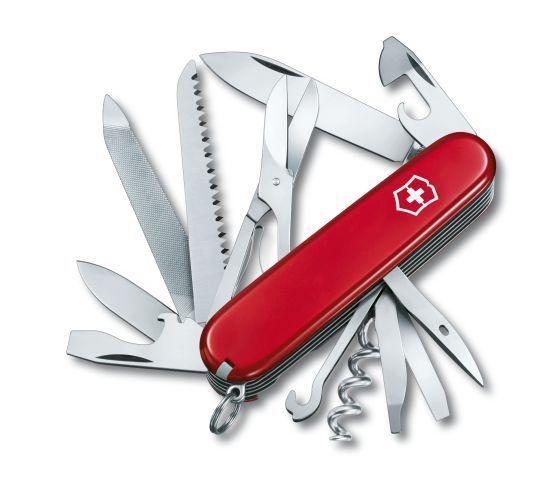 Canivete Victorinox Ranger Red 1.3763