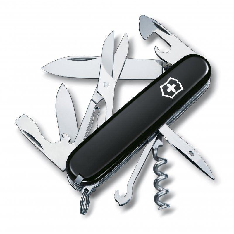 Canivete Victorinox Climber Black 1.3703.3