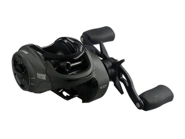 Carretilha Marine Sports Titan Pro 6000 Esquerda