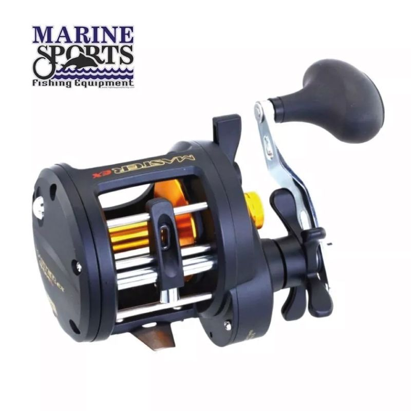 Carretilha Marine Sports Master Ex 60 Hi 7 Direita