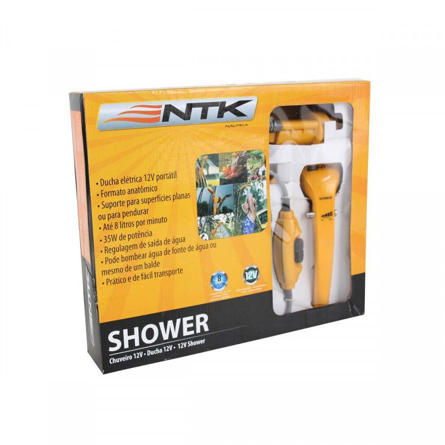 Chuveiro Portátil 12V Nautika Shower