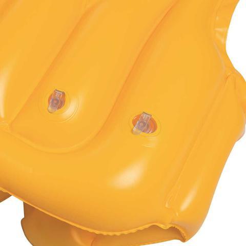 Colete inflavel Bestway Swin Safe PVC Resistente