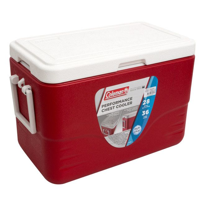Cooler Coleman Performance Chest Cooler 28 quart