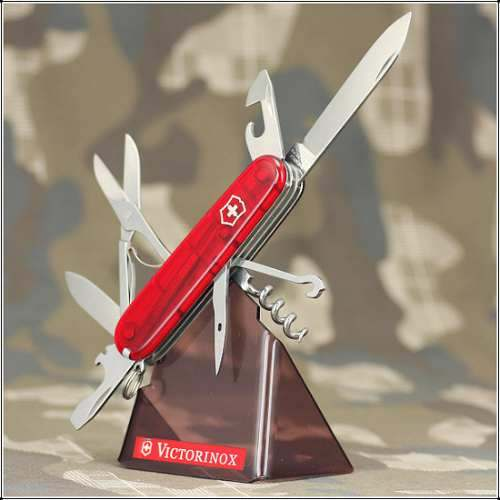 Canivete Victorinox Climber Red 1.3703