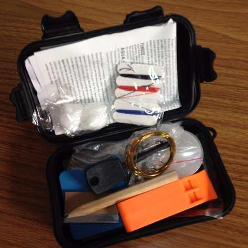 Kit Echolife  de Sobrevivência Survival