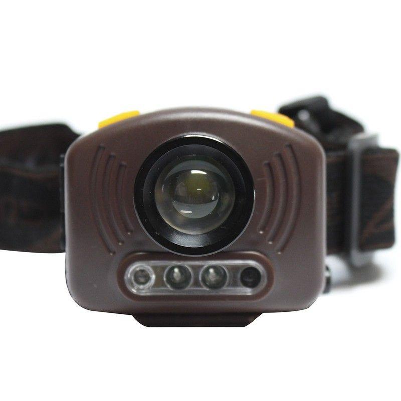 Lanterna de Cabeça Guepardo Sensor Light