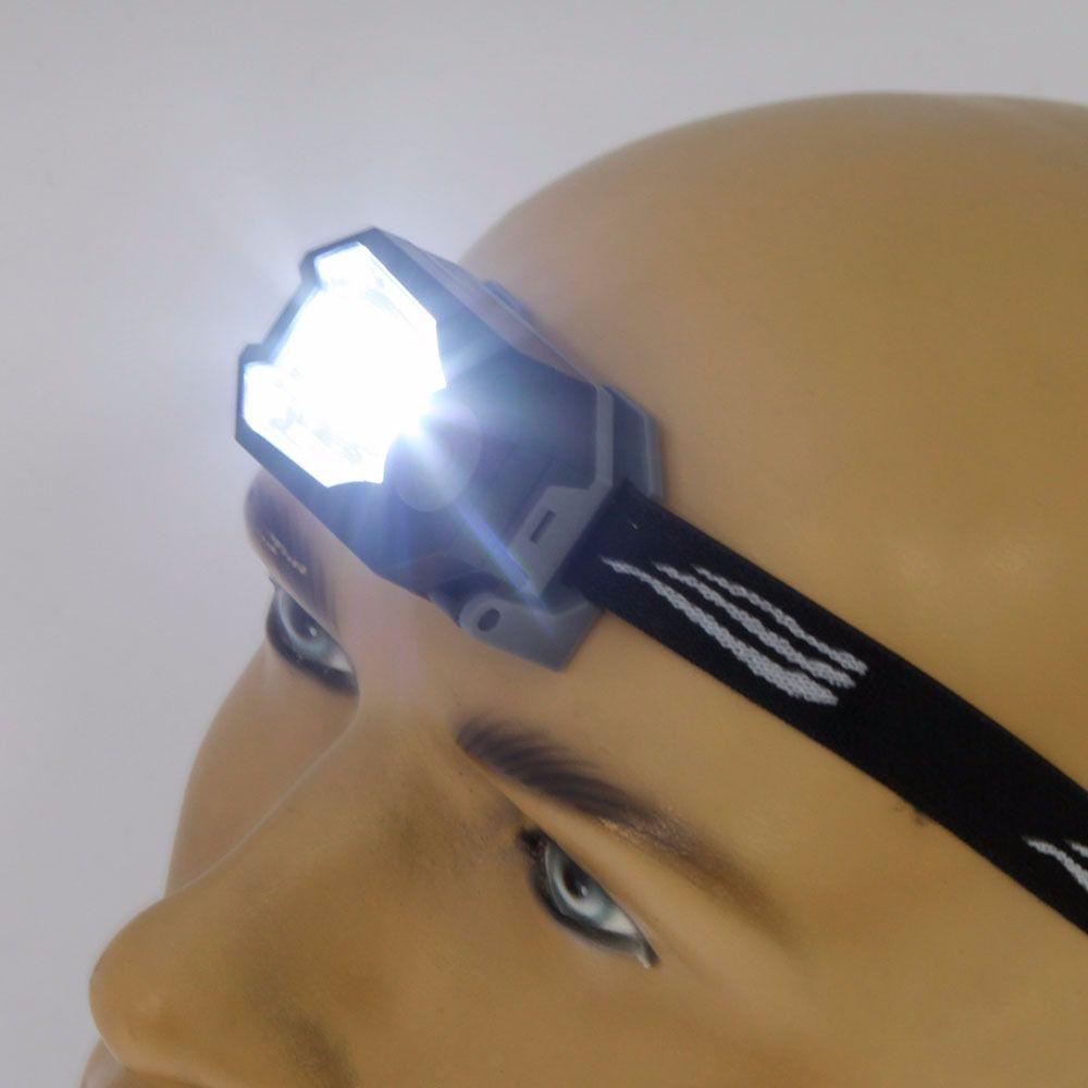 Lanterna de cabeça Nautika Tida