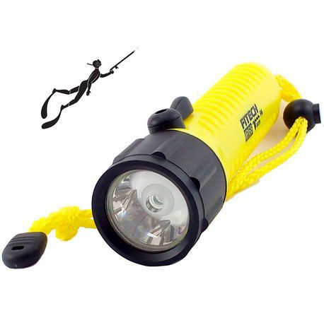 Lanterna de Mergulho Albatroz Fishing SDQ 30