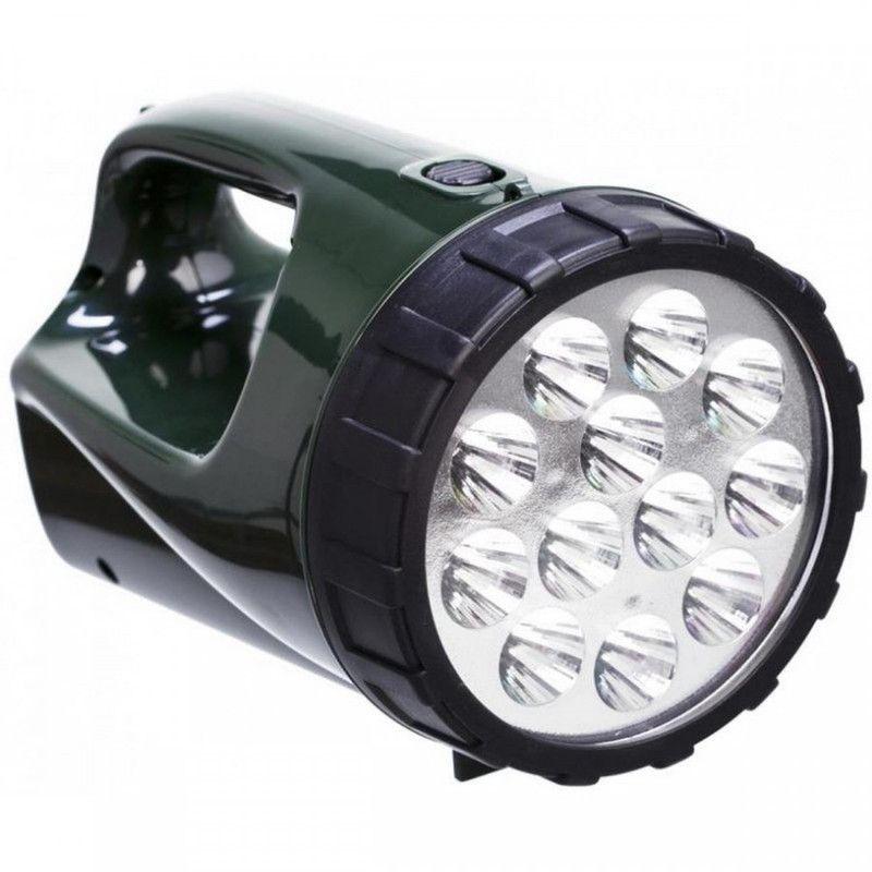 Lanterna Recarregável Guepardo Tocha Ultra Light LA0400