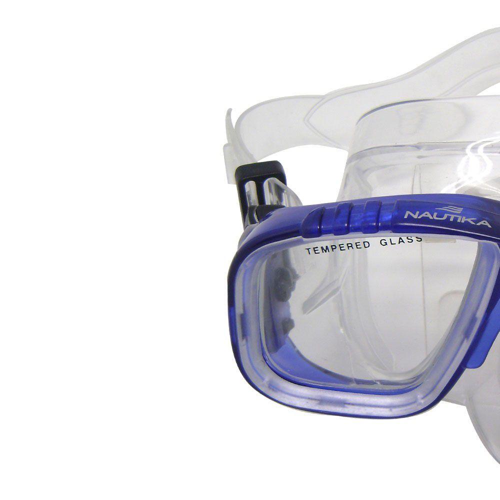Máscara de Mergulho X-Dive Nautika
