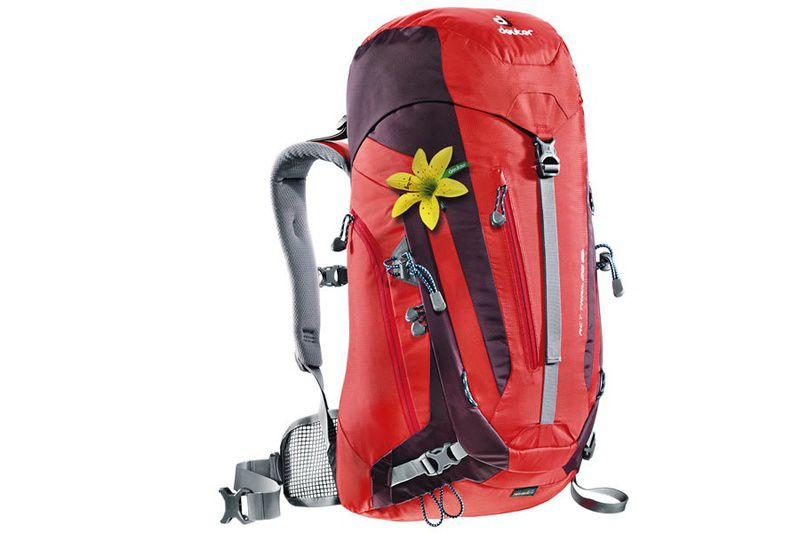 Mochila Deuter ACT TRAIL 28 SL