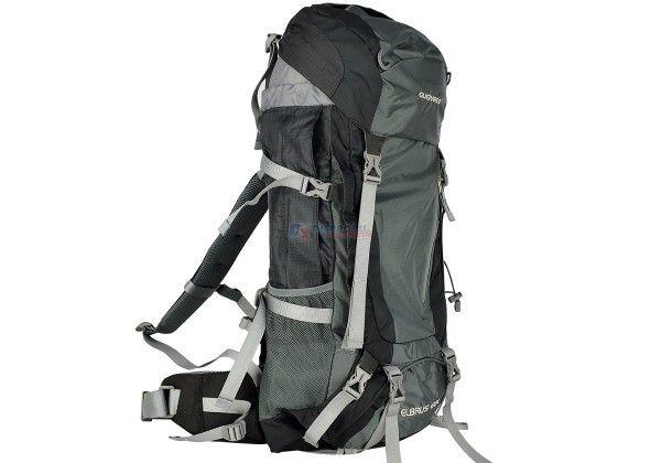 Mochila Guepardo - Elbrus 60 litros - Preta