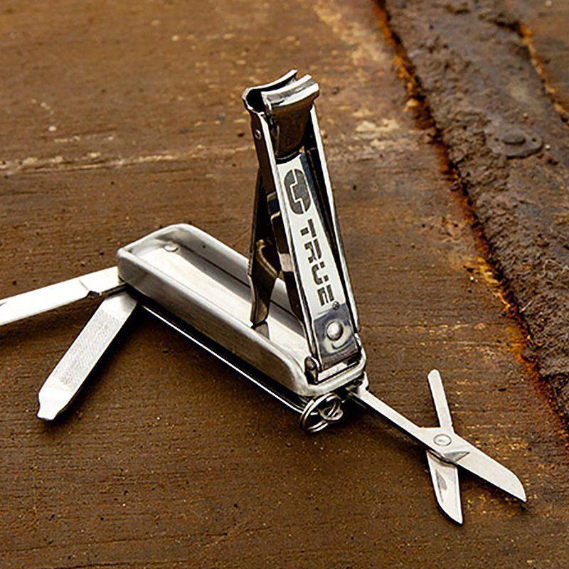 Multifuncional True Force Nail Clip Kit