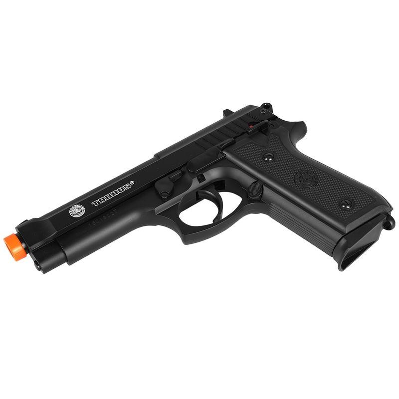 Pistola Airsoft Taurus PT 92 Mola Polímero