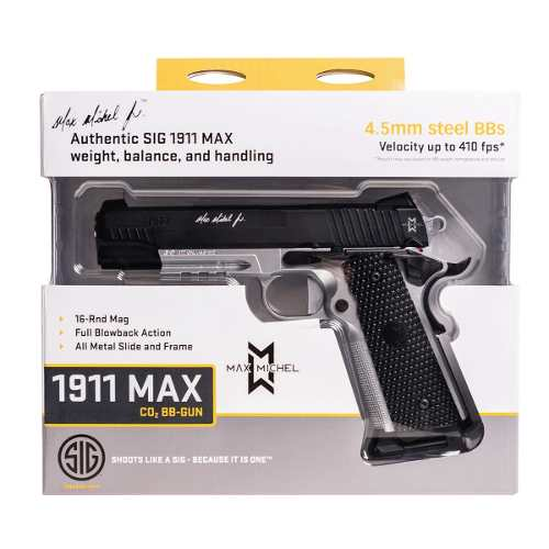 Pistola CO2 Sig Sauer 1911 Max Blowback