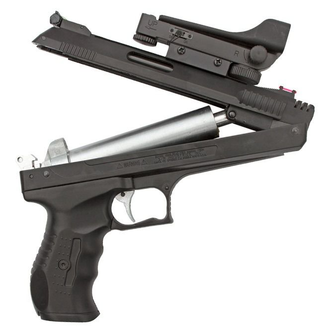 Pistola de Pressão Beeman 2004 chumbinho 4.5mm