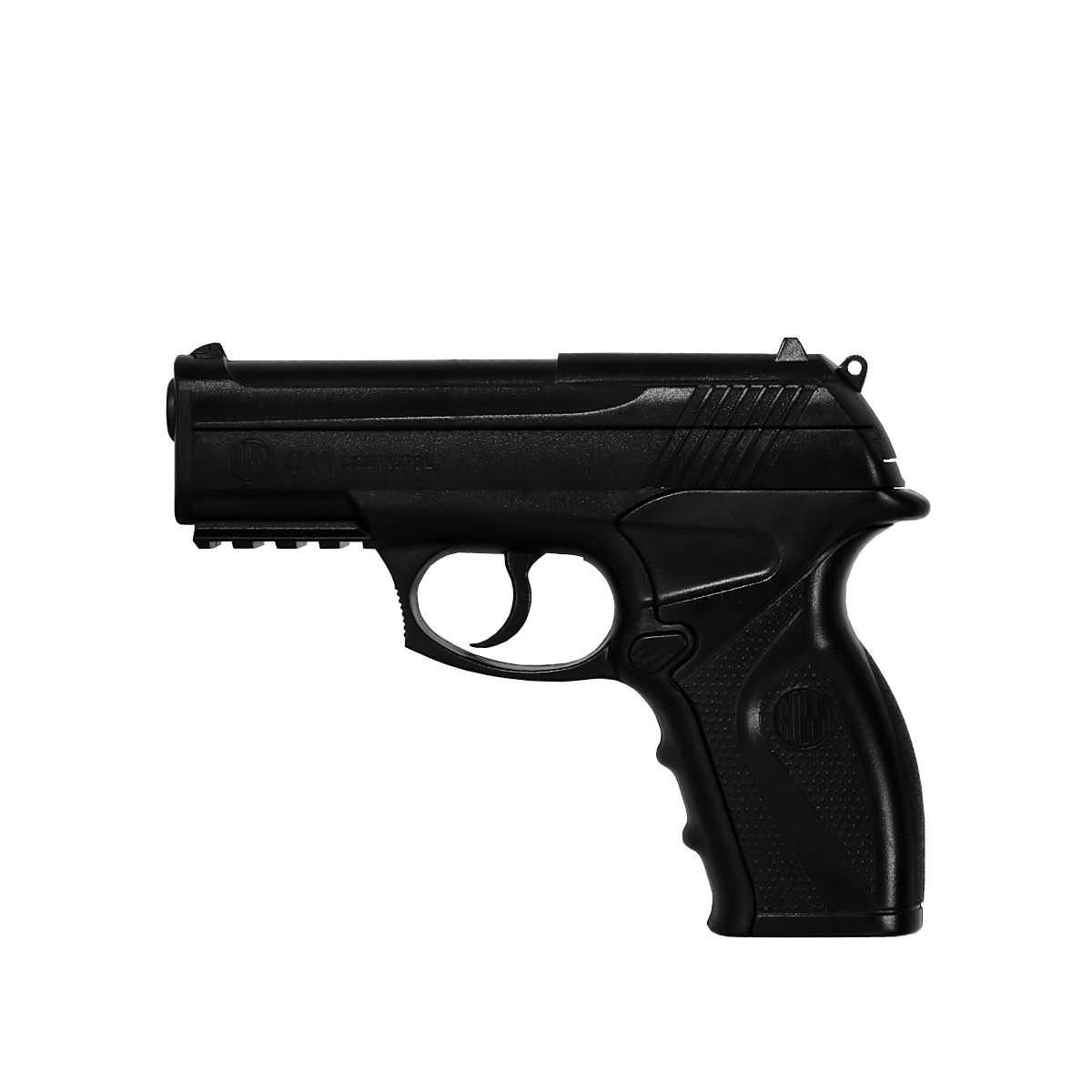 Pistola de Pressão Co2 WG Rossi C11 4,5mm - 17 Tiros