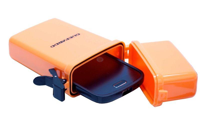 Porta Objetos Guepardo Impermeável Mobile XG