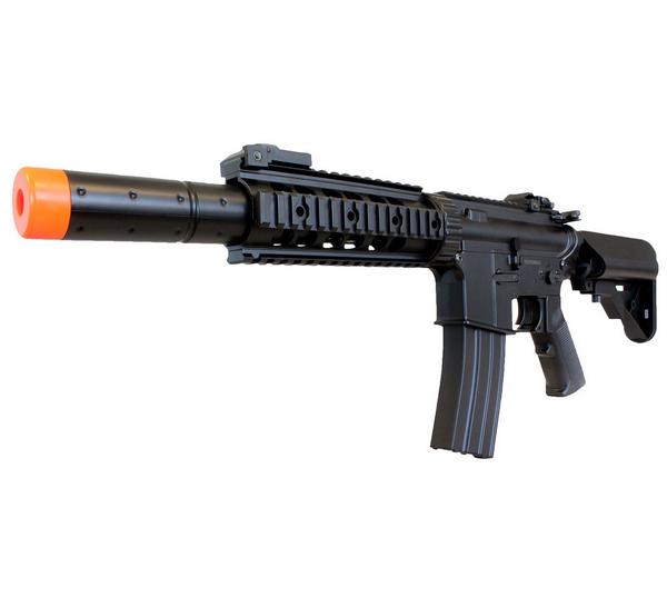 Rifle Airsoft Bivolt Elétrico Cyma M4a1 Cm513 + Kit Completo