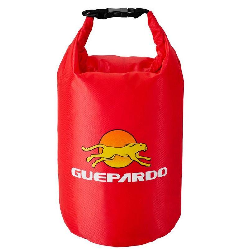 Saco Estanque Guepardo Keep Dry 5L Vermelho
