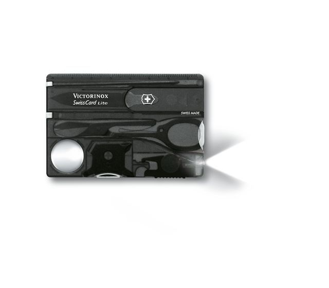 Swisscard Victorinox Lite Preto 0.7333.T3