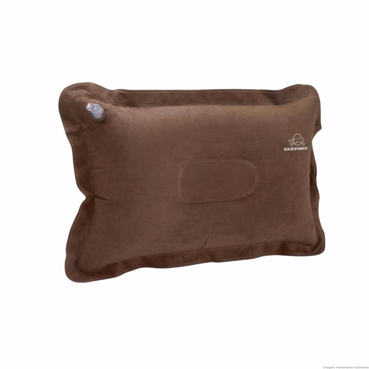 Travesseiro Inflável Guepardo Smart