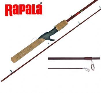 Vara de pesca Rapala Bronze HM30 - Inteiriça - Carretilha