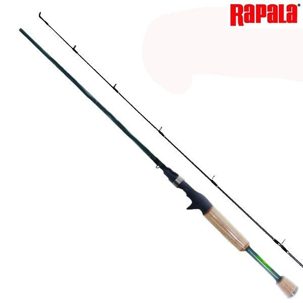 Vara de pesca Rapala Amazon Propeller - Inteiriça - Carretilha
