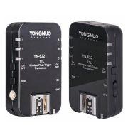 Rádio Flash Yongnuo YN-622 TTL para Câmera e Flash Speedlite