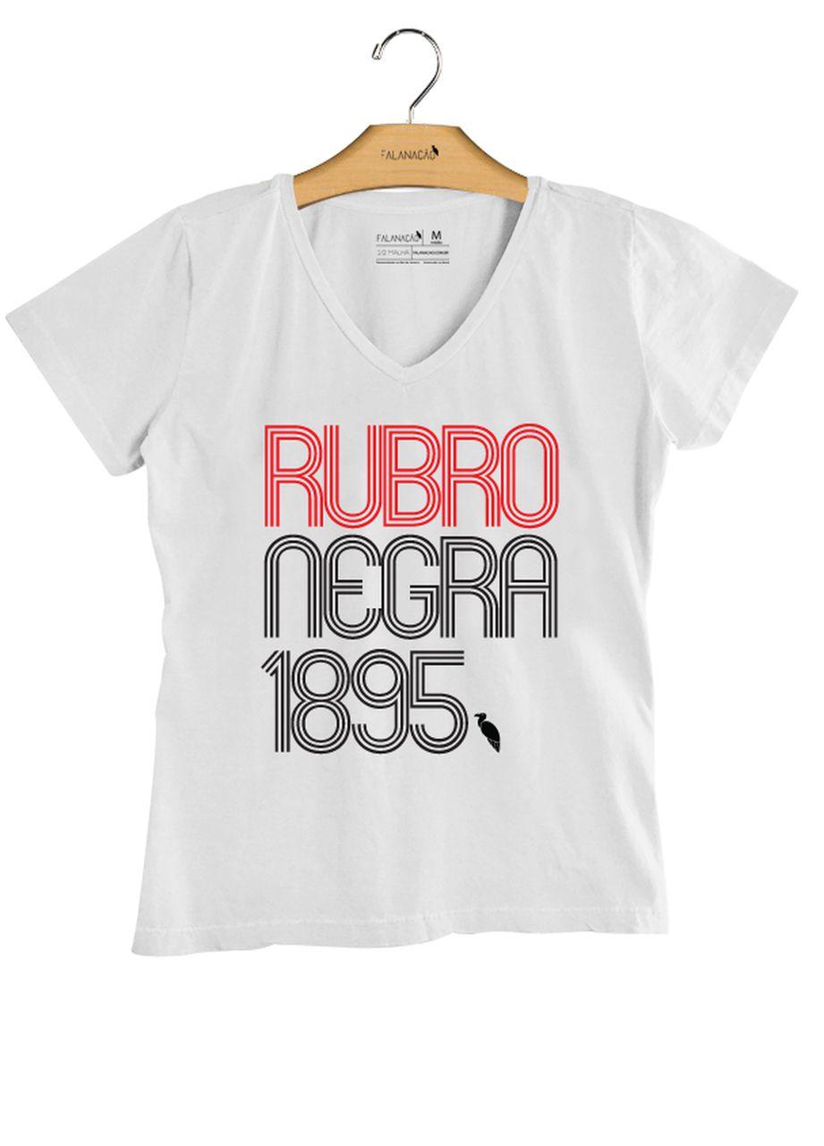 T-Shirt Feminina 1895 - Branca