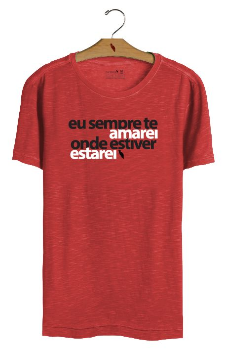 T•Shirt Onde estiver, estarei!