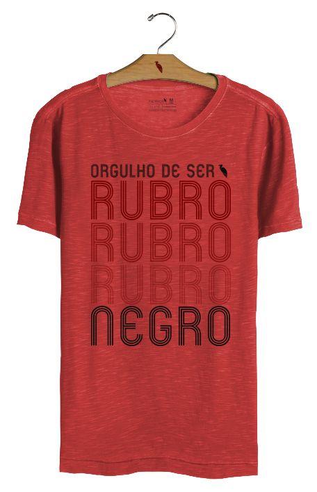 T•Shirt Orgulho - Vermelha